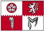 LEICESTERSHIRE - 5 X 3 FLAG